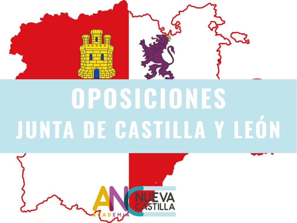 OPOSICIONES JUNTA DE CASTILLA Y LEÓN